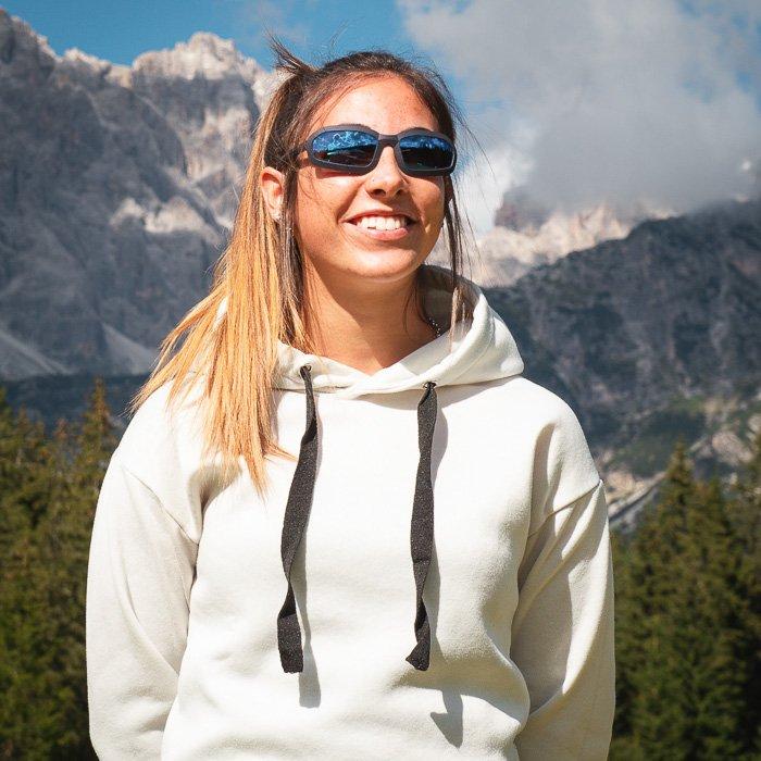 occhiali sportivi sostenibili
