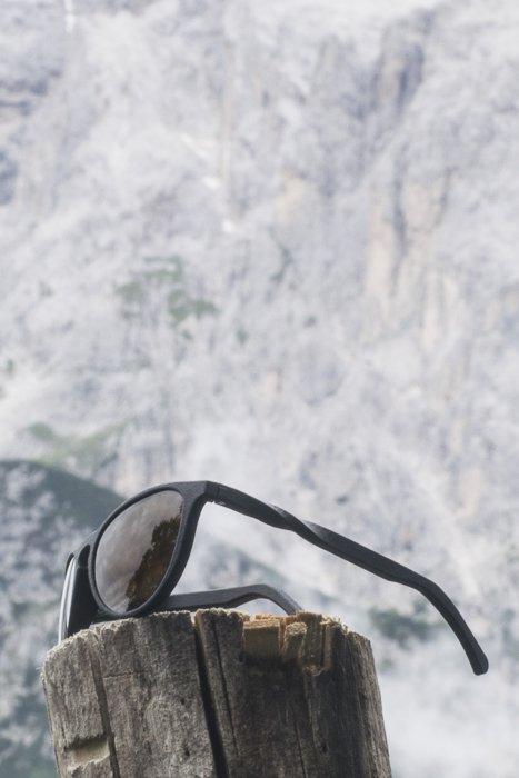 occhiali montagna