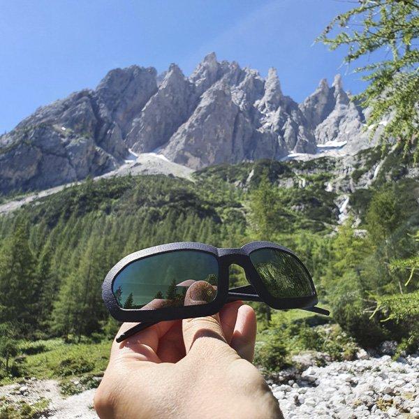 occhiali stampati in 3d - modello Popera