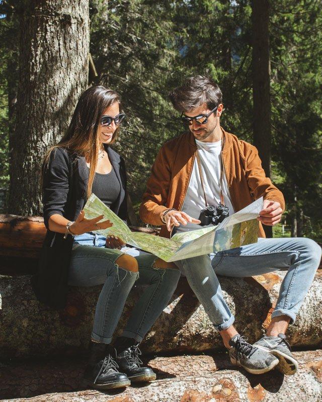 Le Dolomiti del Comelico raccontate da Aterema - planing
