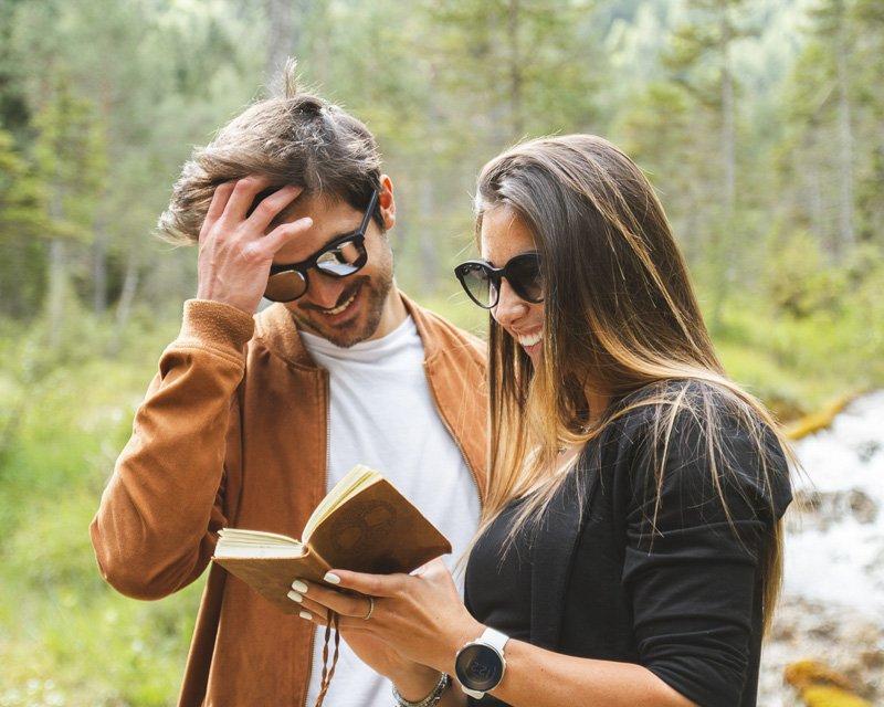 Le Dolomiti del Comelico raccontate da Aterema - lettura