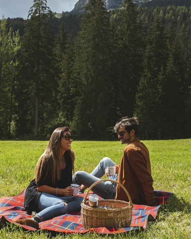 Le Dolomiti del Comelico raccontate da Aterema - picnic