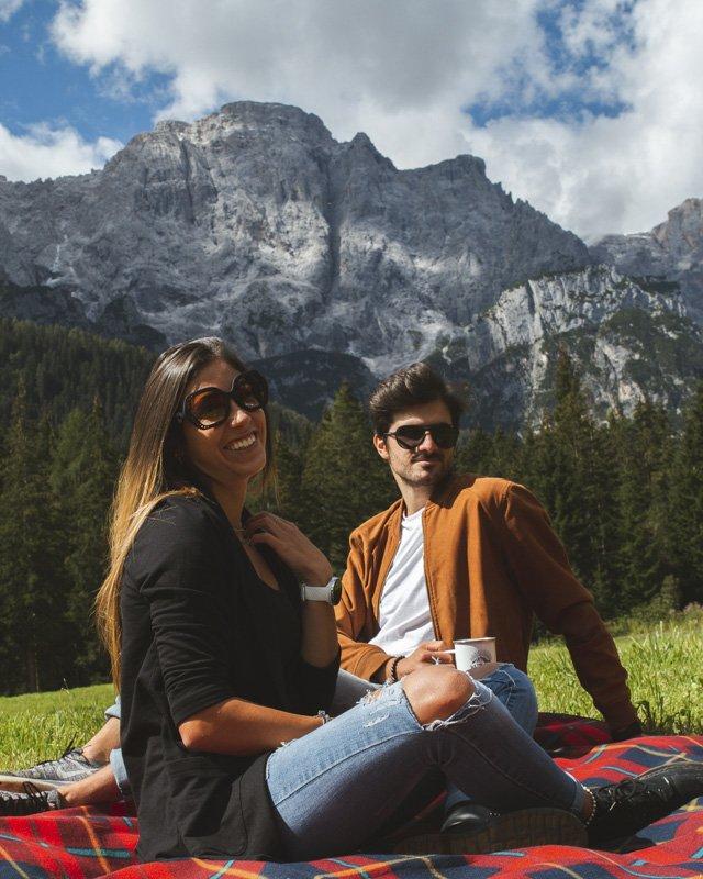 Le Dolomiti del Comelico raccontate da Aterema - picnic 2