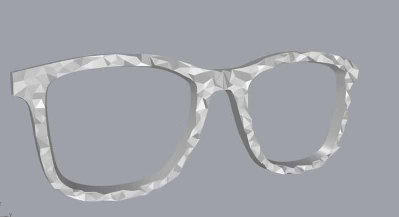 azienda sostenibile - progetto occhiale 3D