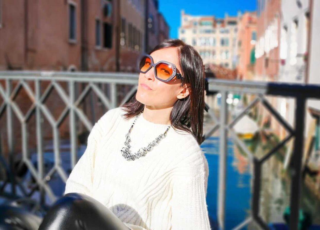 Fashion style - Occhiale da donna esagonale Hexa