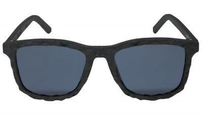 occhiali polarizzati neri